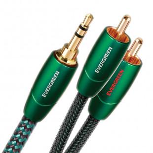 AudioQuest  1.5m EVERGREEN 3.5mm>RCA