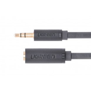 Удлинитель Ugreen 3.5 mm Black 1.5m