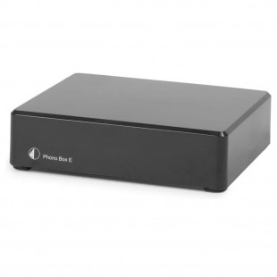 Pro-Ject Phono Box E Black (MM/MC)