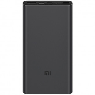 Xiaomi Mi3 New Power Bank 10000mAh Black