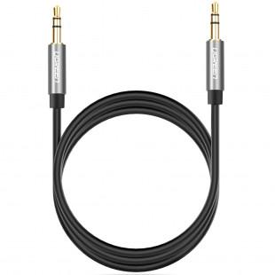UGREEN AV119 3.5 mm to 3.5 mm Audio Cable, 1 m Black